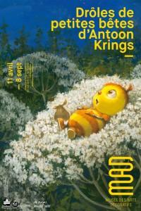 Les Drôles de Petites Bêtes d'Antoon Krings