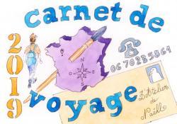 Carnet de Voyage (Les Bases de la Composition et Lettrage).