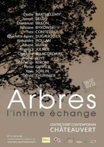 "Exposition ""ARBRES, L'INTIME ECHANGE"""