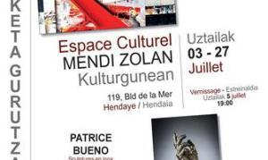 Exposition - Patrick LARCEBAL (artiste peintre)