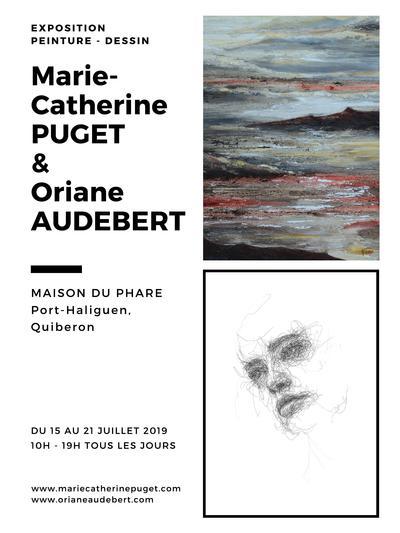 Quand Marie-Catherine Puget rencontre Oriane Audebert