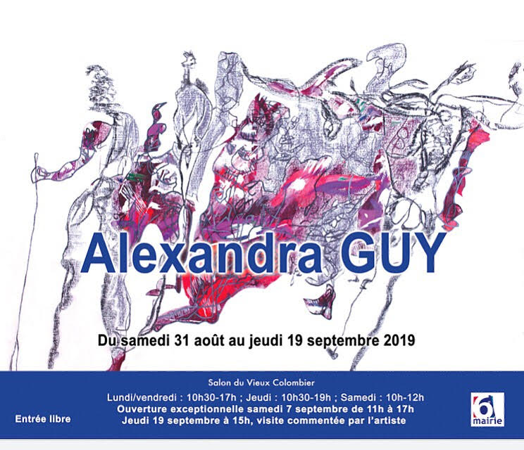 Exposition Alexandra Guy