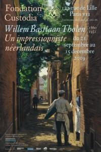 Willem Bastiaan Tholen (1860-1931) : un impressionniste néerlandais
