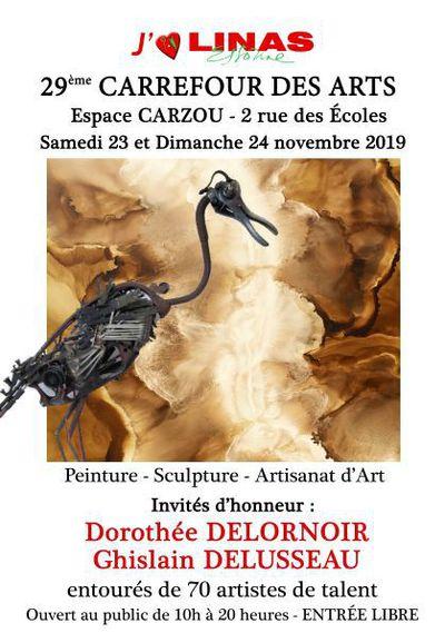 29ème Carrefour des Arts