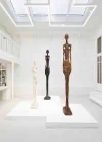Giacometti / Sade