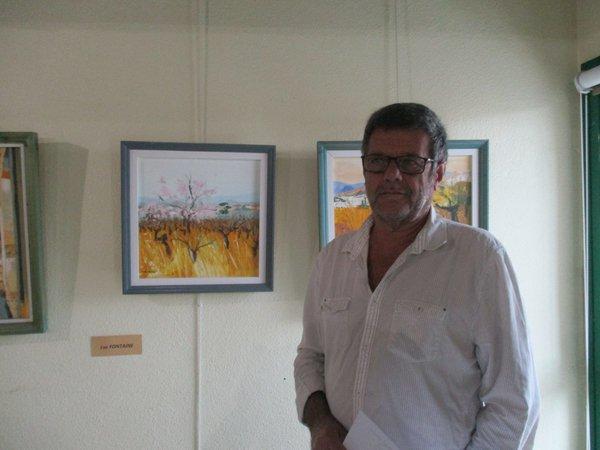 Hommage à Luc Fontaine