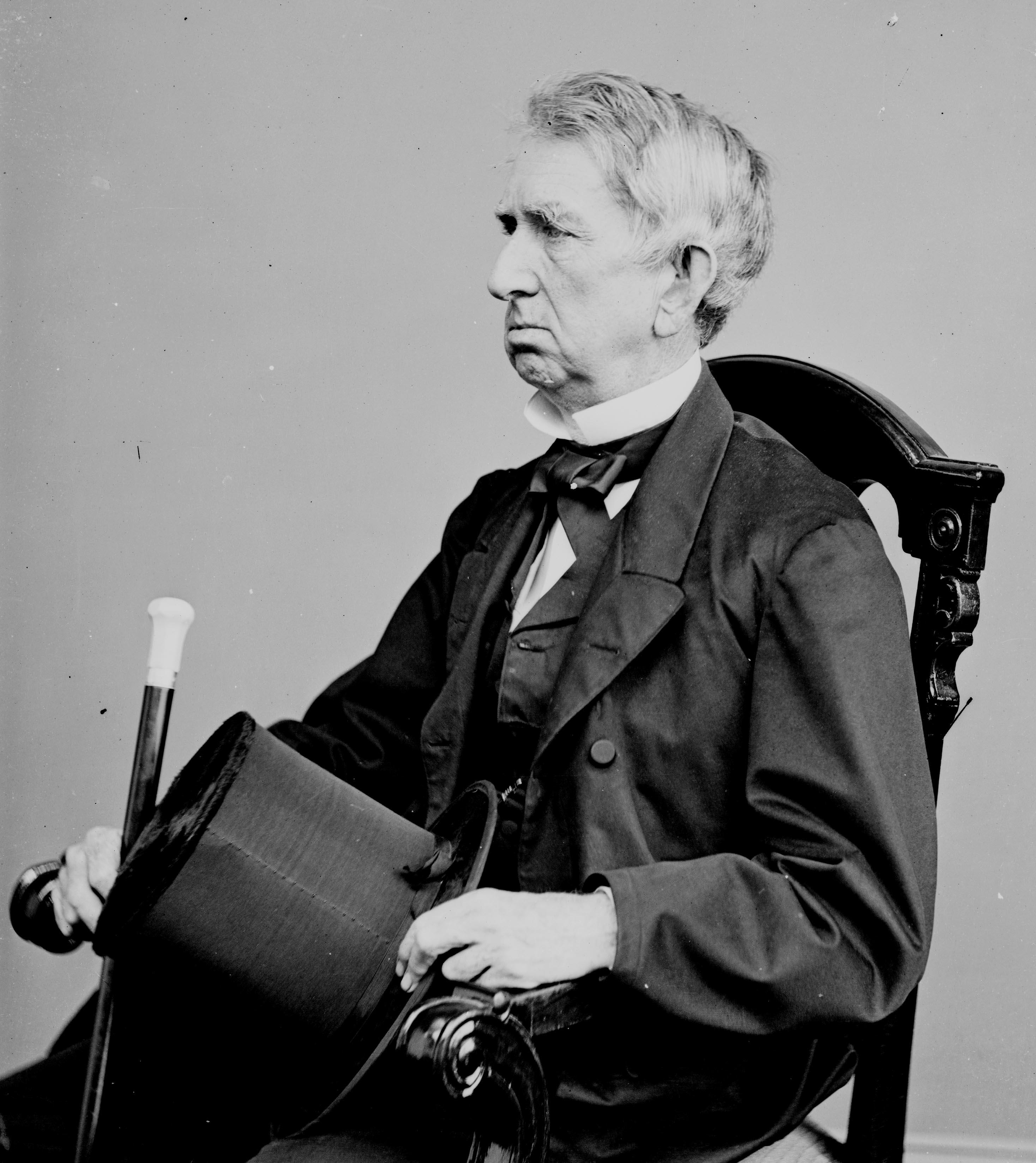 Secretary of State, William Seward circa 1860-1865