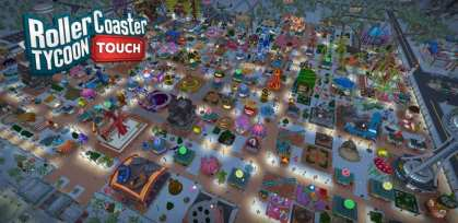 RollerCoaster Tycoon® Touch™ - Dica App do dia