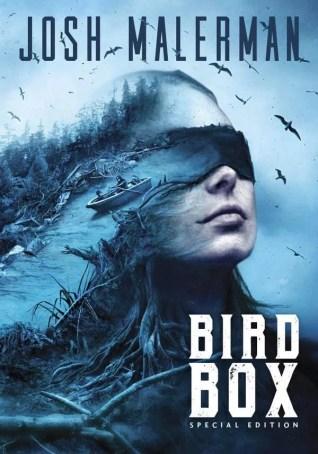 Livro Bird Box de Josh Malerman
