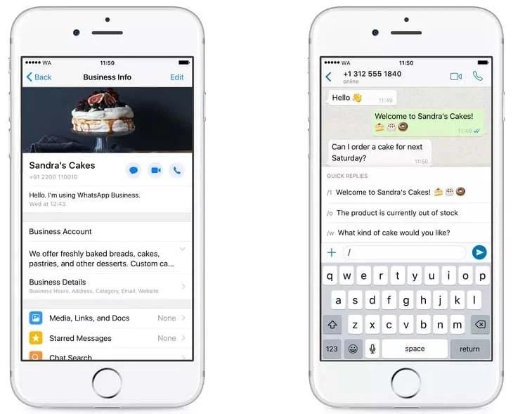 Whatsapp Business Para Ios Inicia Lancamento Mundial Dica App Do Dia