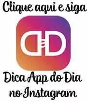 Siga o Dica App do Dia no Instagram https://www.instagram.com/dicaappdodia/