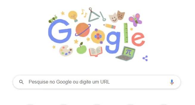 google doodle celebra o dia do professor dica app do dia google doodle celebra o dia do