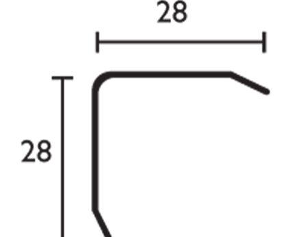 Ángulo - 28x28
