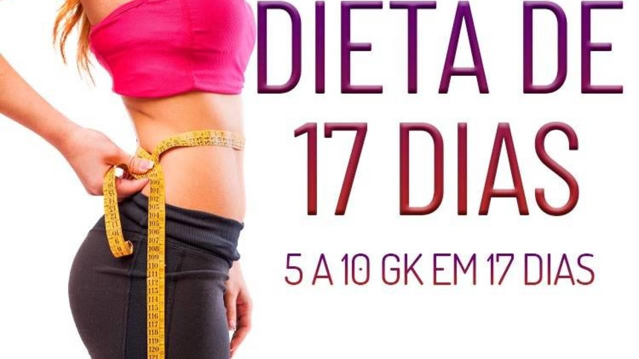 ⚡Dieta 17 dias Método de Emagrecimento saudável