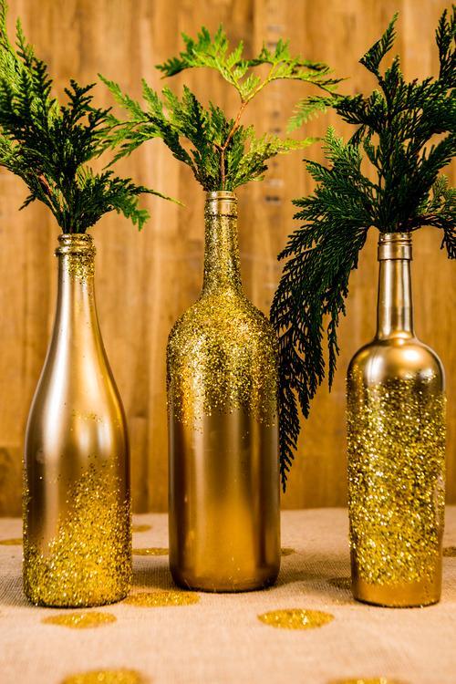 garrafa-decorada-artesanato-de-natal-decoracao-natalina-decoracao-reciclada-natal-enfeites-de-natal