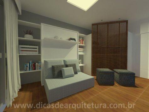 sala quarto - com sofa - 3