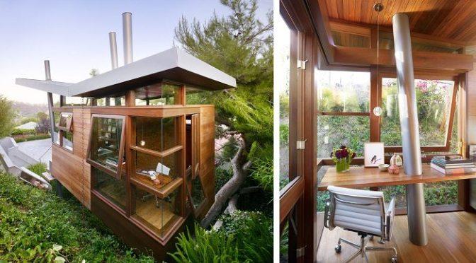 Casa na rvore moderna e confort vel for Casa moderna 2016