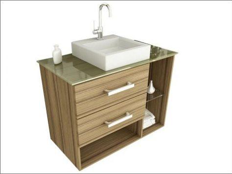 gabinete madeirado maroni - mb