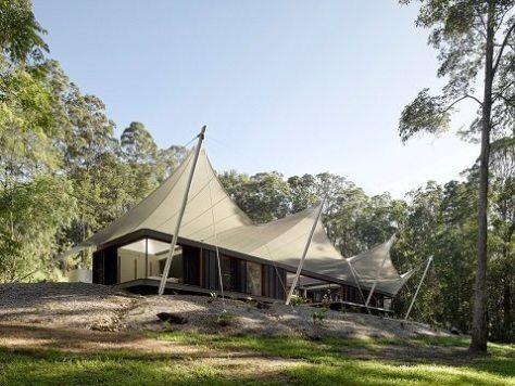 casa tenda - sparks architects - 1