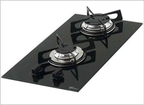 eletrodomésticos  - cooktop 2 bocas