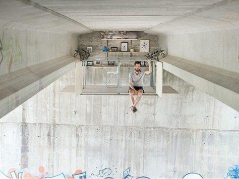 estúdio debaixo do viaduto - fernando abellan - 3