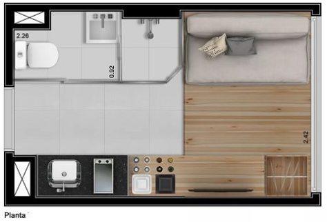 apartamento compacto vitacon