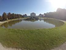 Jardim do Palácio Nymphenburg