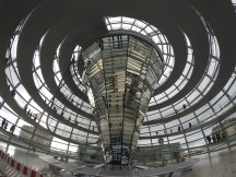 Interior da cúpula