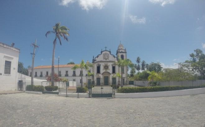 Mosteiro de São Bento em Olinda