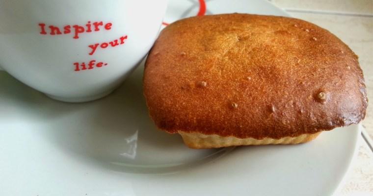 Muffins Baunilha e Coco