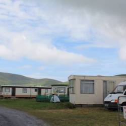 Camping na Ventry Beach – Península de Dingle