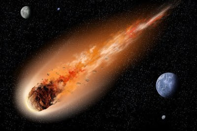 Você sabe O que são Cometas?