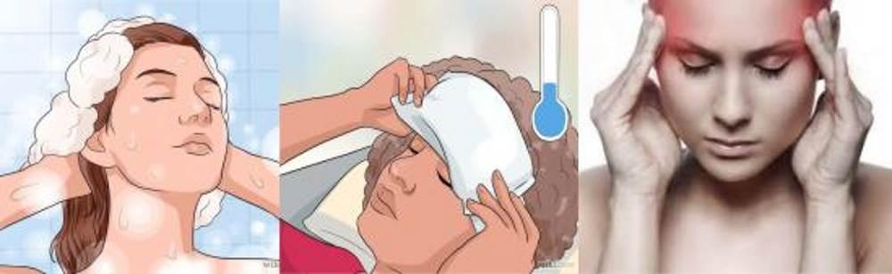 Dor de cabeça como aliviar