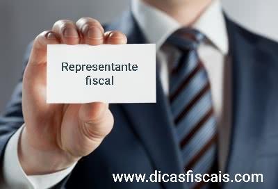 Representante Fiscal