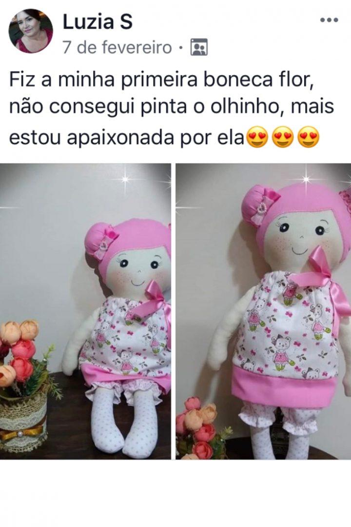Curso Bonecas de Pano da Julie Neves é bom