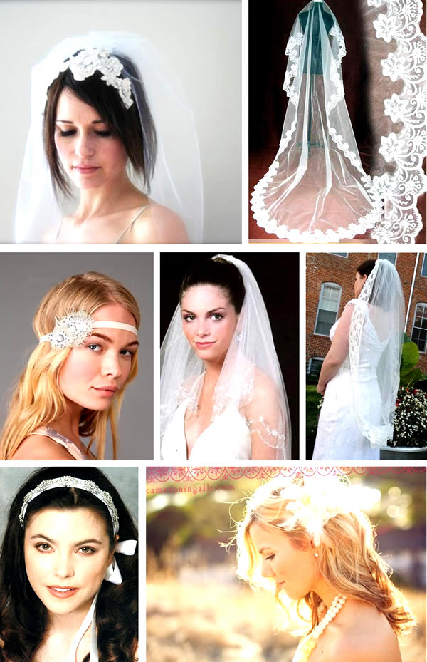 como escolher as tiaras de casamento