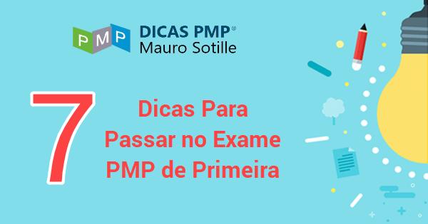 Sete dicas para passar no exame PMP de primeira