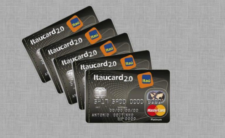 Cartão Itau Card – Peça já o seu !