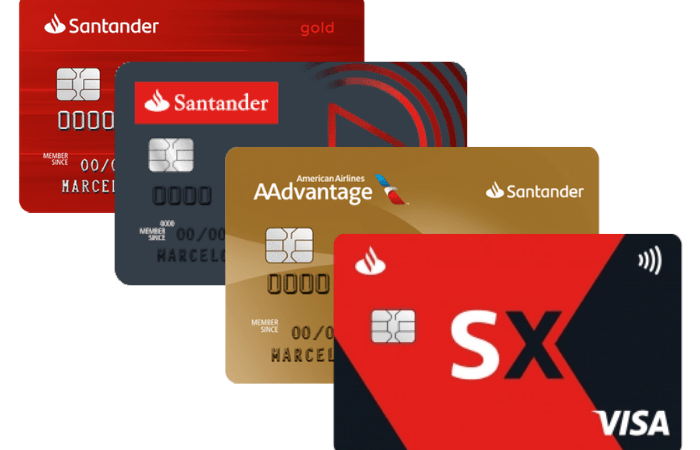 Cartões de crédito Santander: Conheça os melhores e solicite