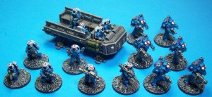 Using 3/4″ Magnetic Bases for 15mm Miniatures