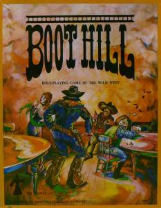 Inspiration from TSR's Boot Hill