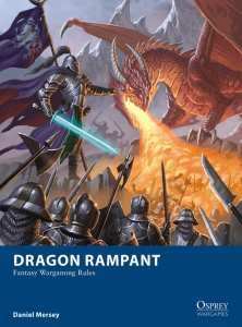 Using Dragon Rampant for Middle-earth Wargames