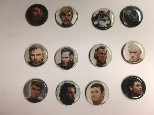 "Creating 1"" Magnetic Character Tokens"