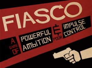 One-shot: Fiasco Superheroes