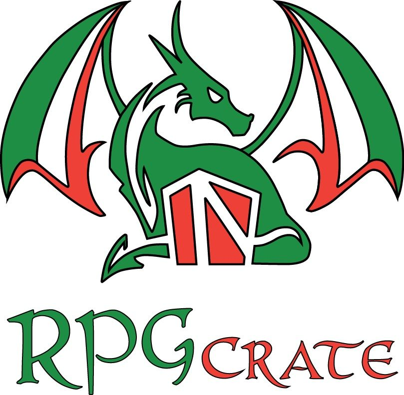 RPG Crate December 2017: To the Open Seas