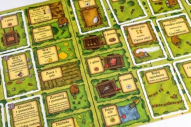 Plansza do gry Agricola