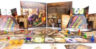 Rozgrywka w grze Alchemicy