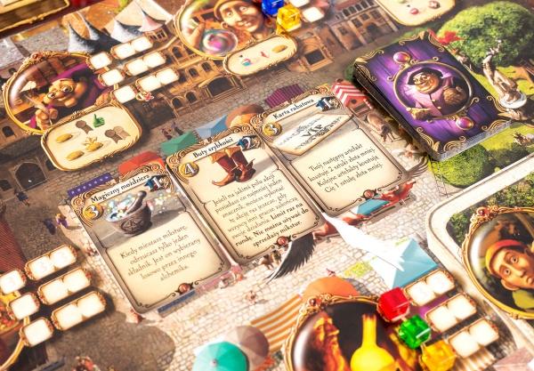 Artefakty w grze Alchemicy