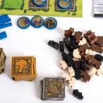 Elementy do gry Agricola