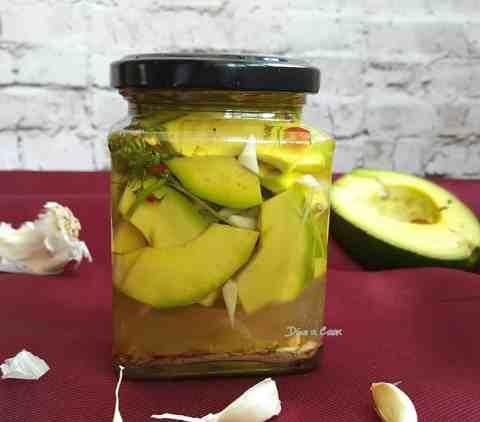 Avocado-Pickle